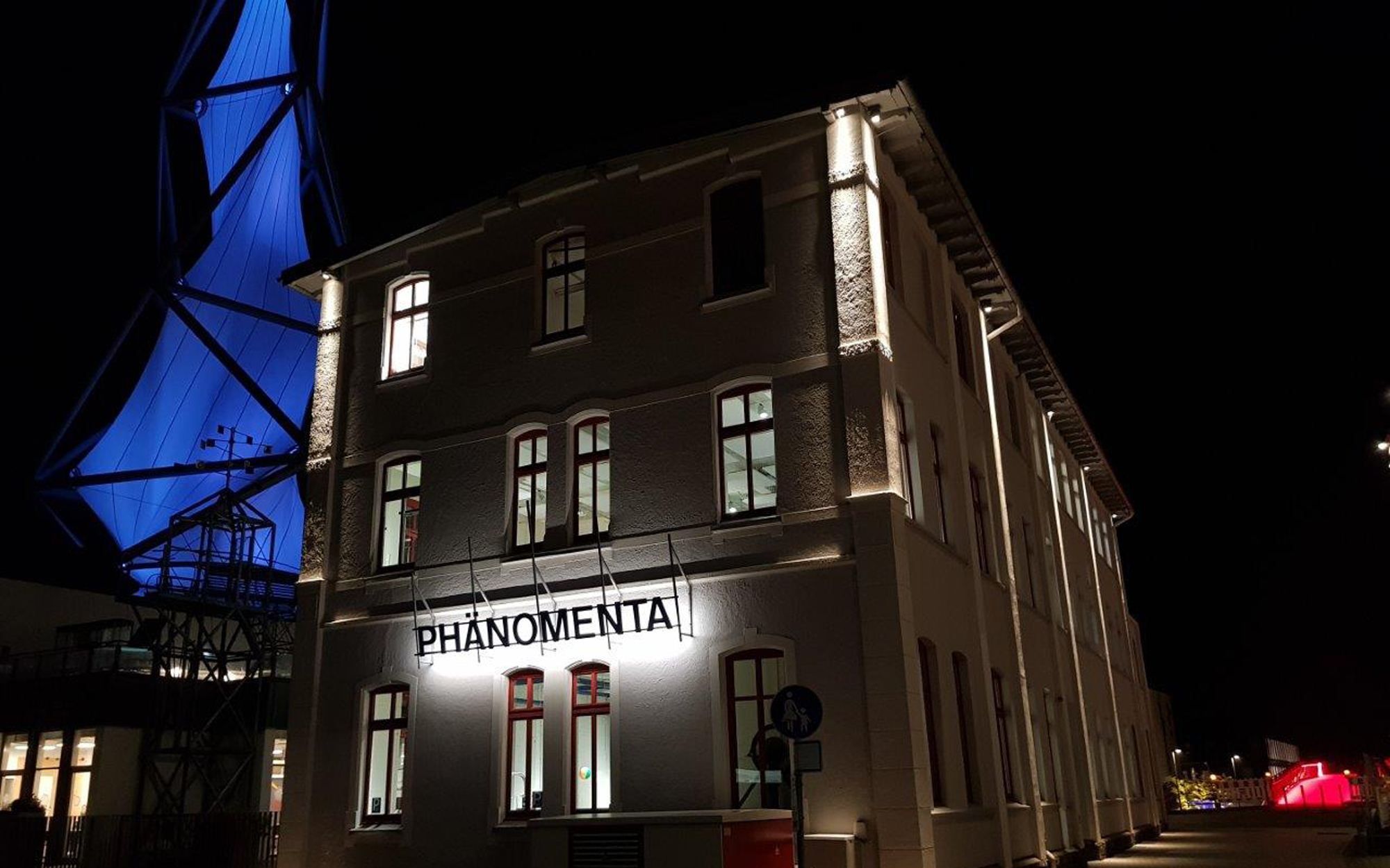 Stiftung PHÄNOMENTA Lüdenscheid